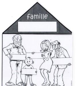 famille maison