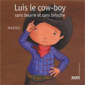 luis le cow boy