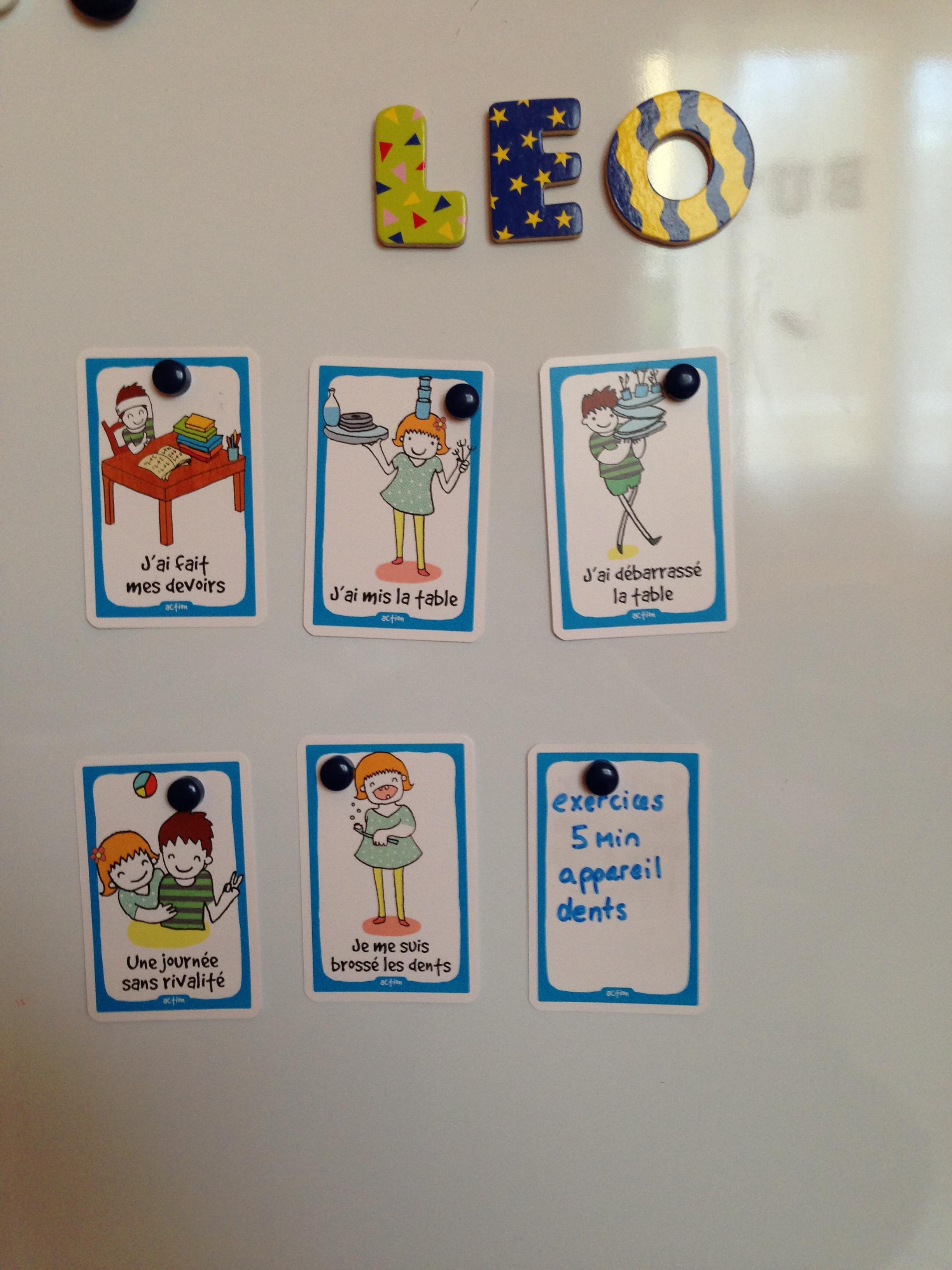 Happy week quand le quotidien devient un vrai jeu d - Table a dessin enfant ...
