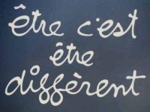être-différent