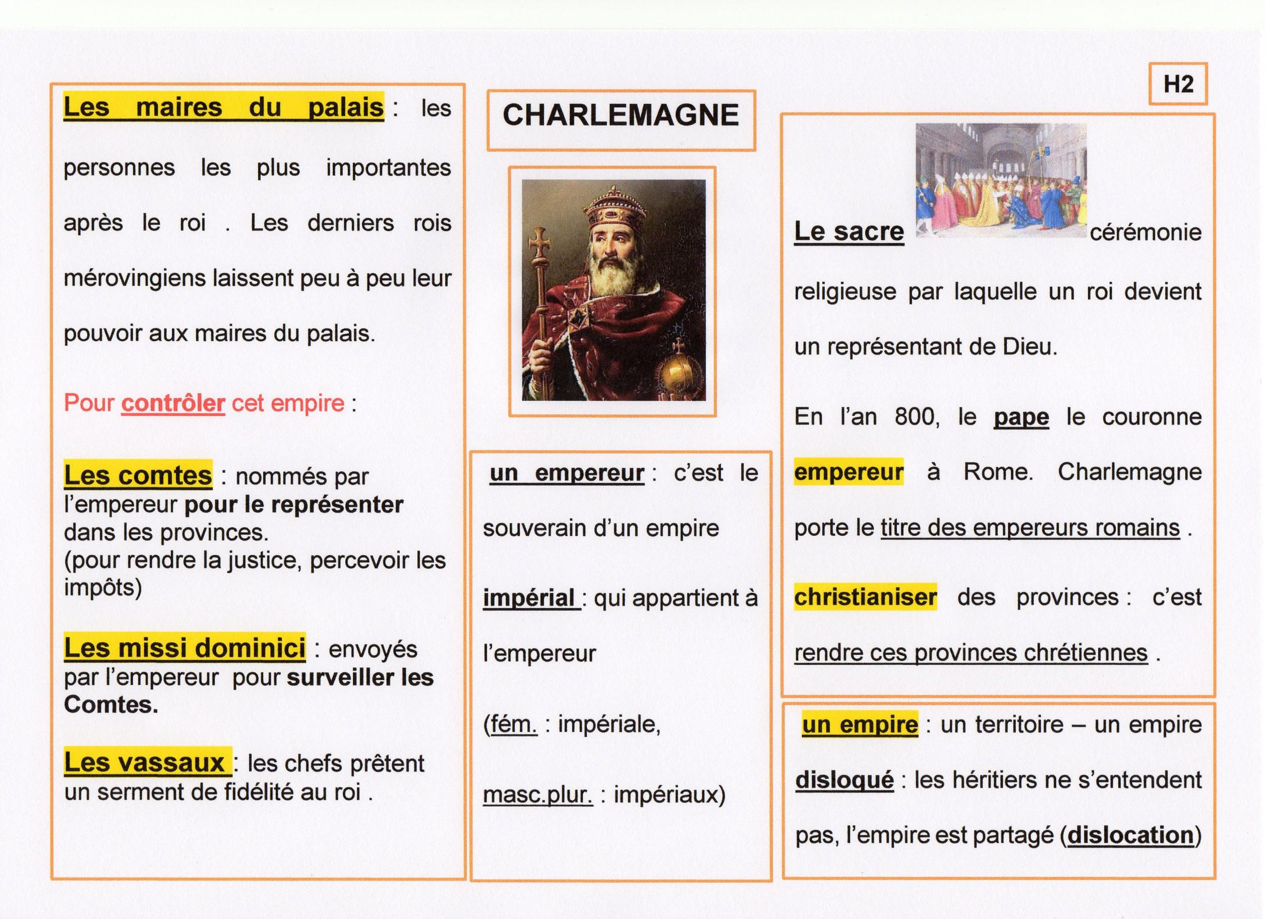 Le Tour Charlemagne