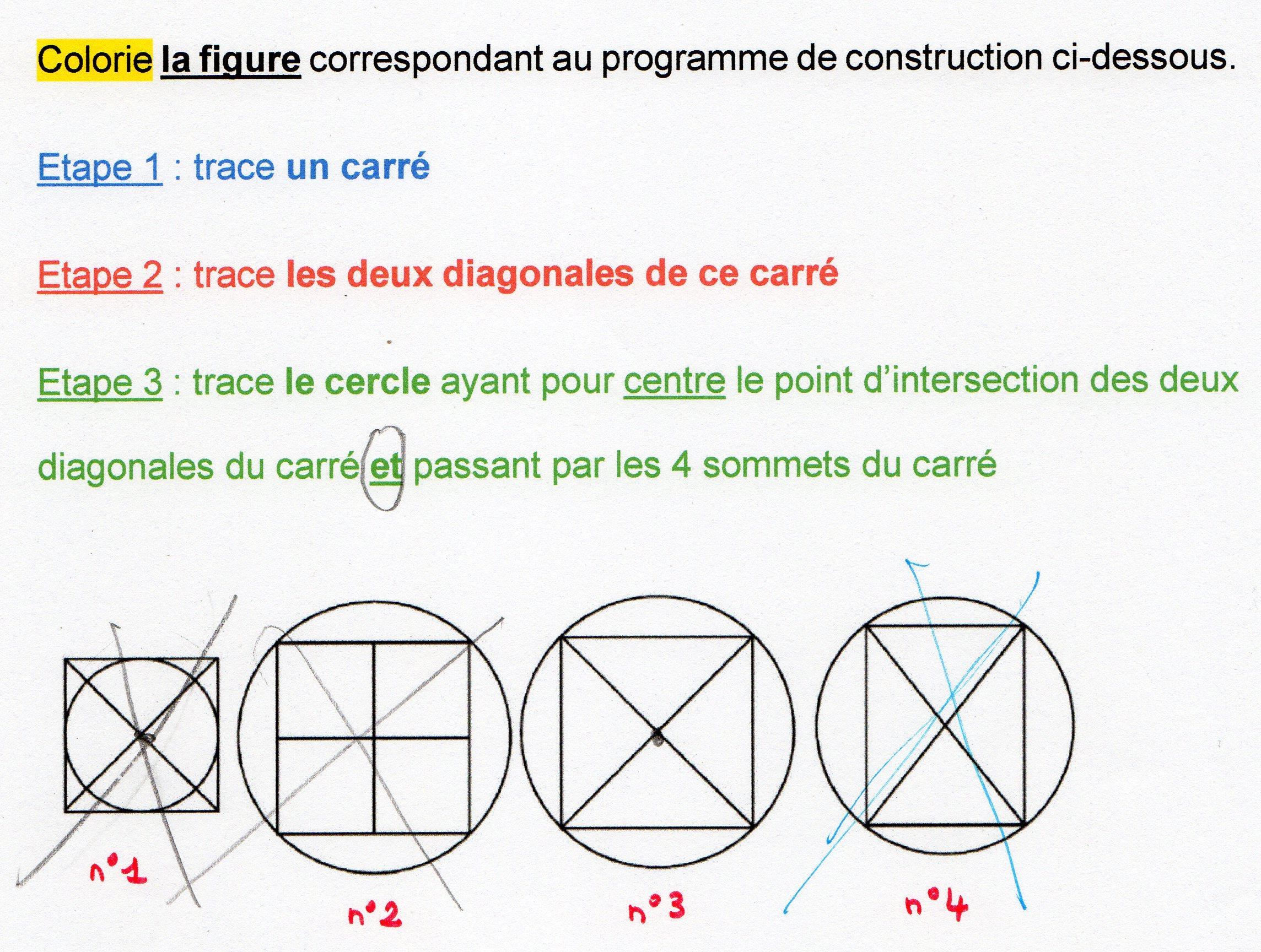 Les Programmes De Construction Et Reproduction De Figures Comment S Y Prendre Quelques Trucs Et Astuces A Tester Ca Marche Fantadys