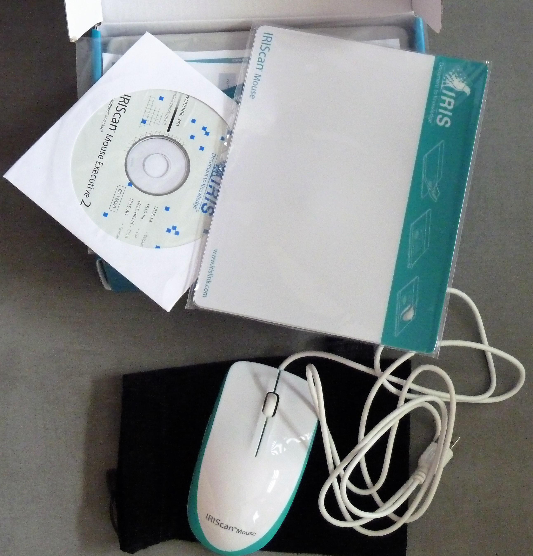 iriscan mouse executive 2 une souris pour une nouvelle autonomie fantadys. Black Bedroom Furniture Sets. Home Design Ideas