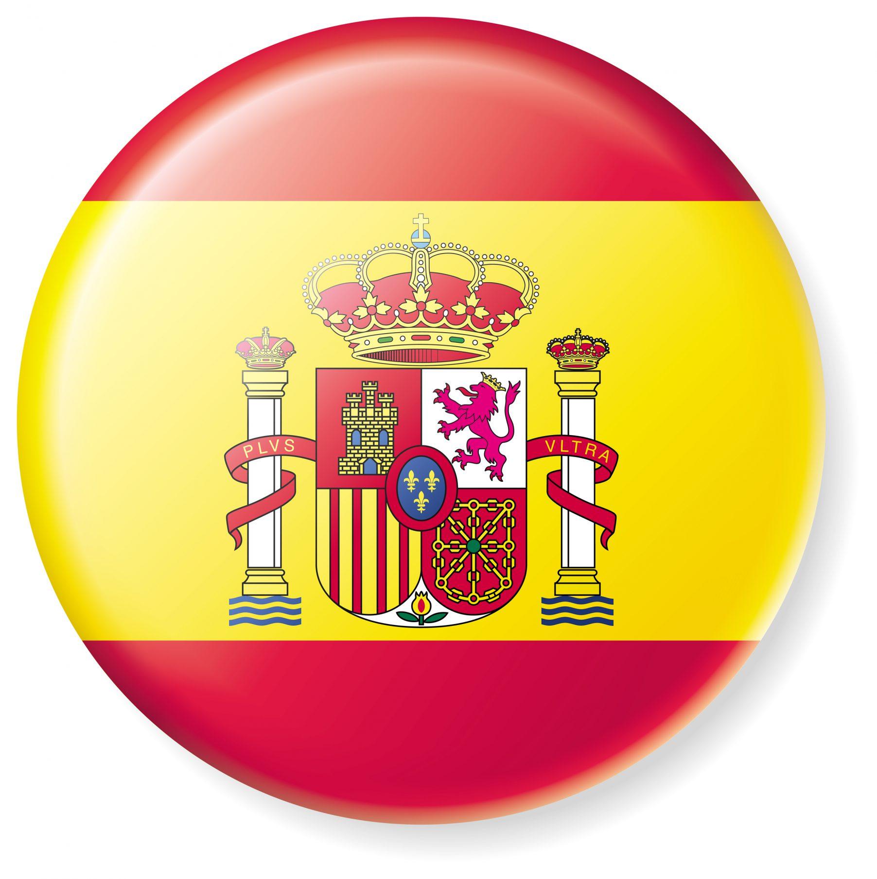 Espagnol fantadys - Image drapeau espagnol a imprimer ...
