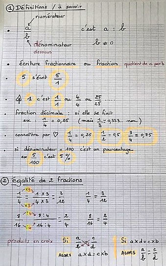Fractions Fantadys